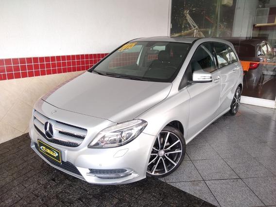 Mercedes-benz B 200 1.6 Turbo 16v Flex 4p Automatizado