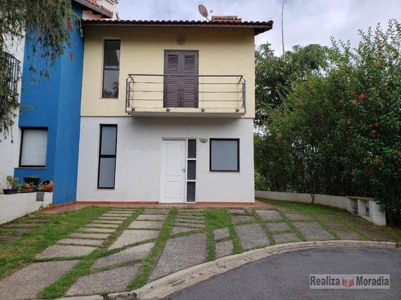 Casa 03 Dormitórios Condomínio Fechado Granja Viana - Ca1485