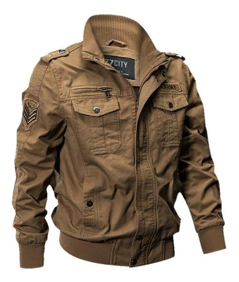 Jaqueta Militar Exército Americano - Jaqueta Força Aérea