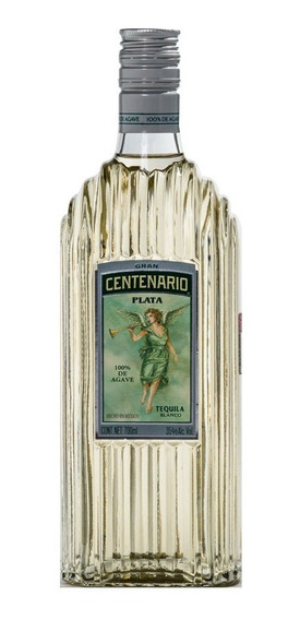 Gran Centenario Tequila Blanco 100% De Agave Botella 700ml