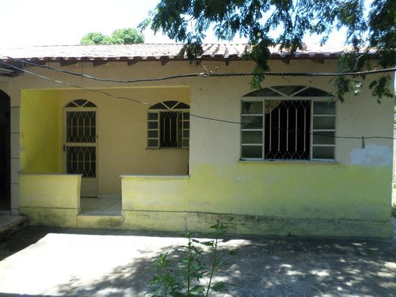 Casa Simples De 1 Quarto Na Trindade-são Gonçalo-rj