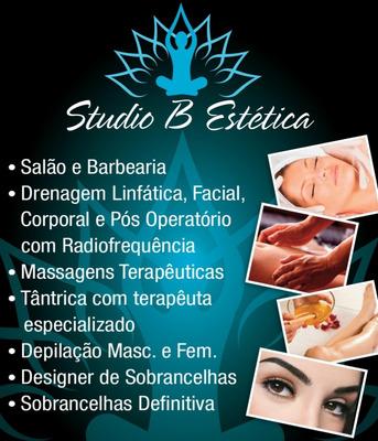 Clínica De Estética E Massagens Studio B