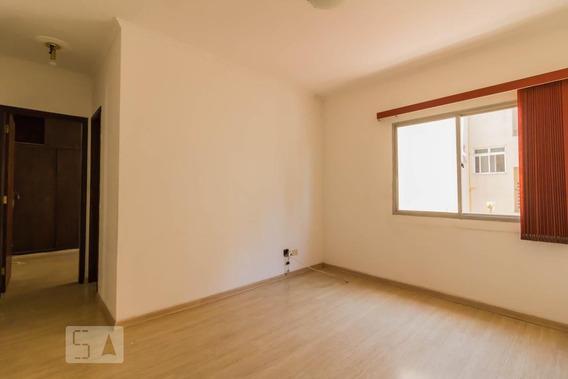 Apartamento No 2º Andar Com 2 Dormitórios E 1 Garagem - Id: 892971040 - 271040