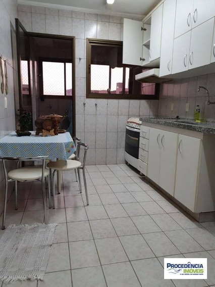 Apartamento Com 3 Dormitórios À Venda, 110 M² Por R$ 320.000 - Centro - São José Do Rio Preto/sp - Ap7183
