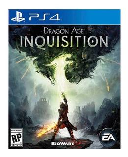 Dragon Age Inquisition Ps4 Nuevo Sellado
