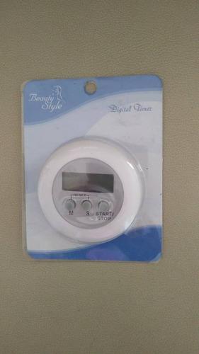 Temporizador Digital, Alarma, Cronometro, Reloj Y Timer