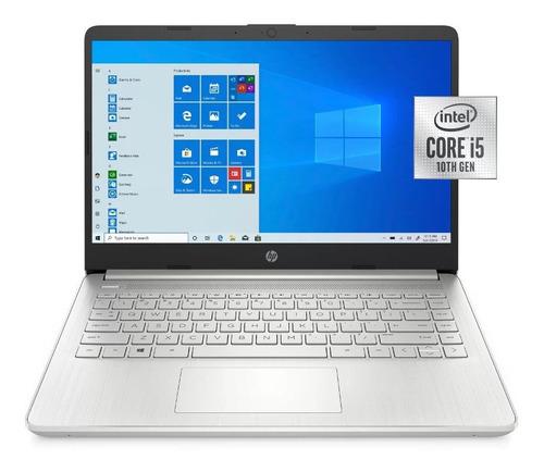Imagen 1 de 5 de Laptop Hp 14-dq1059wm Intel Core I5-1035g1 8gb 256ssd M.2