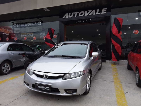 Honda Civic Lxs Flex 1.8