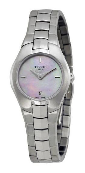 Tissot T0960091115100 T-round Dial Madrepérola 12xs/juros