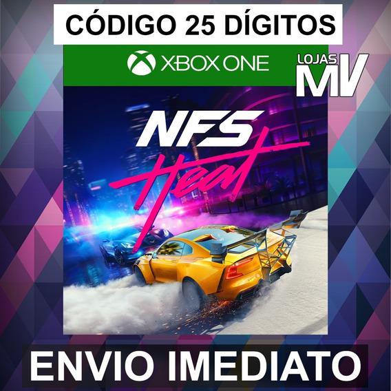 Need For Speed Heat Código 25 Digitos Xbox One