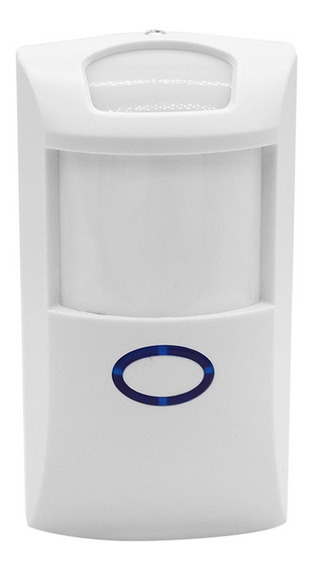 Alarme Smart Sonoff Pir2 Security,433mhz Rf Pir Sensor Mov.