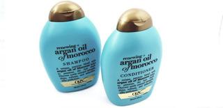 Shampoo + Condicionador Renewing 385ml Argan Oil Morocco