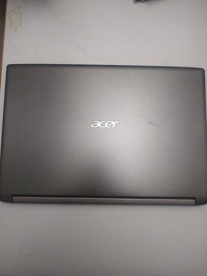 Notebook Acer 8gb Ram 1tb I57200u Preto