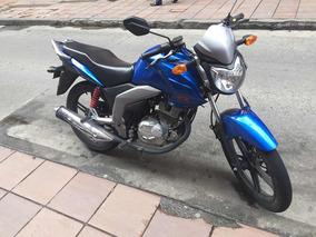 Moto Suzuki Gsx125 Modelo 2017