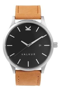 Reloj Valkur Jorvik - Reloj De Hombre Malla De Cuero