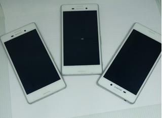 Sony Xperia M4 Aqua 16gb E2306 Branco C/ Defeito S/ Garantia