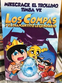 Los Compas Y El Diamantito Legendario Editorial Planeta