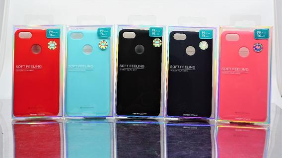 Funda Huawei P9 Lite Mini Mercury Goospery Soft Feeling