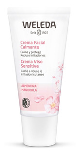 Crema Facial Armonizante Línea Almendra Weleda Apto Celiaco