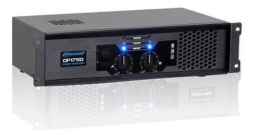 Amplificador Potência Oneal Op 1700 - Bivolt - 220 Wts Rms