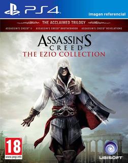 Assassins Creed / The Ezio Collection / Juego Físico / Ps4