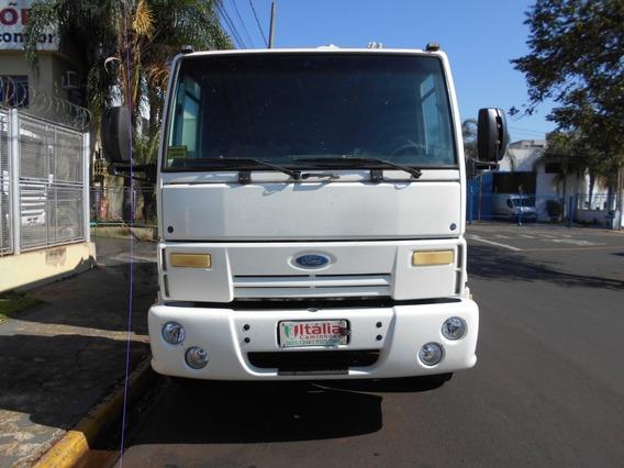 Caminhão Compactador De Lixo Cargo 1722 2009
