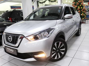 Nissan Kicks 1.6 16v Sv Aut. 2018 * Multimídia + Start/stop