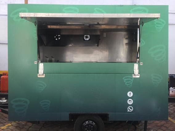 Food Truck Trailer De Comidas Rápidas