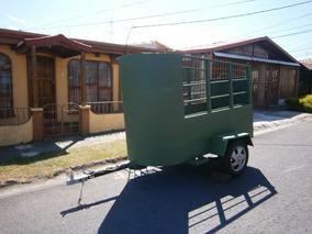 Carreta Para Transportar Un Caballo,o Cambio