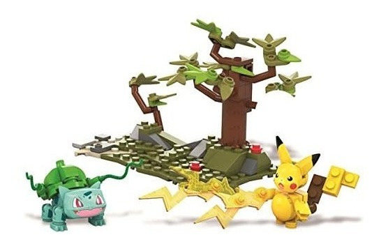 Mcx Pokémon Batalla (140 Piezas)
