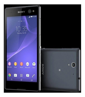 Sony Xperia C3 -selfie-, Flash Tras Y Del, Libre, Seminuevo