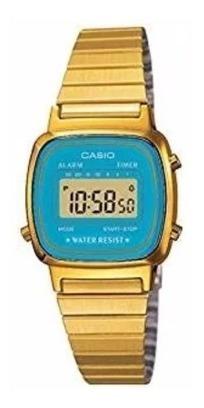 Dama La680w Pulsera Mercado En Casio Libre Reloj De 3284 sQCthrd