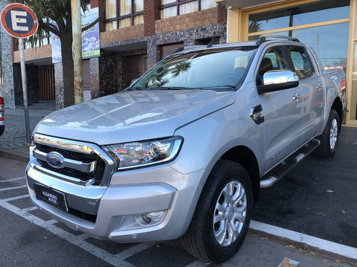 Ford Ranger Limited 2017 4x4 M