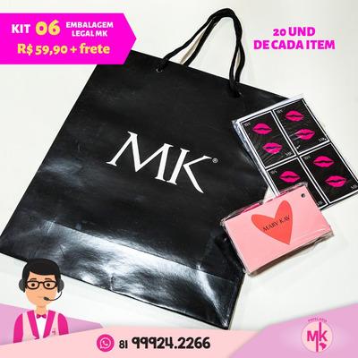 Kit Embalagem Mary Kay