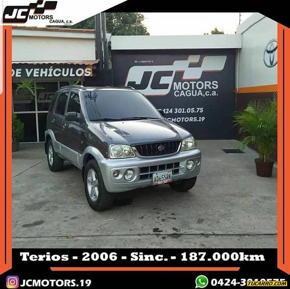 Toyota Terios Daihatsu