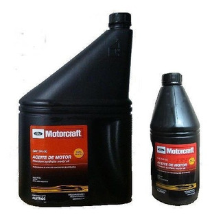 Aceite Para Motor Ford 15 W 40 Mineral 4 L Motorcraft