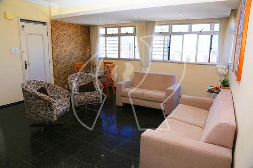 Apartamento Com 3 Dormitórios À Venda, 125 M² Por R$ 520.000,00 - Cocó - Fortaleza/ce - Ap2183