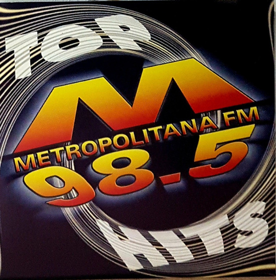Cd Metropolitana Fm 98,5 - Top Hits - Fiedzz 1997 - 17 Music