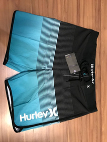 Bermuda Hurley Phatom Spandex Elastano Impermeável N50 Ands