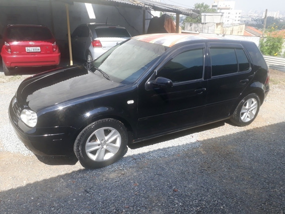 Volkswagen Golf 1.6 Black & Silver 5p 2002