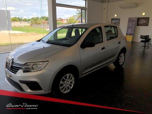 Renault Sandero Life 1.0 2021 0km