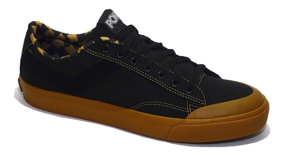 Zapatillas Pony Modelo Urban Vintage Slamdunk Ox Canvas