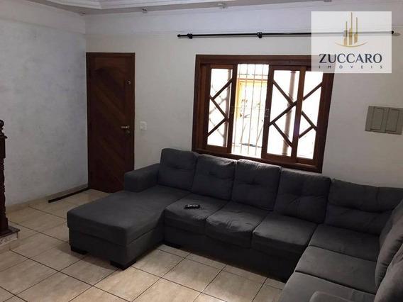 Sobrado À Venda, 131 M² Por R$ 430.000,00 - Torres Tibagy - Guarulhos/sp - So2739
