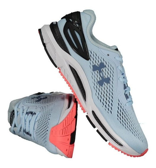 Tênis Under Armour Charged Spread Feminino Azul