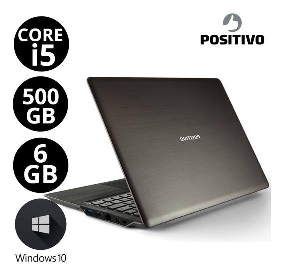 Notebook Barato Positivo Core I5 Ram 6gb