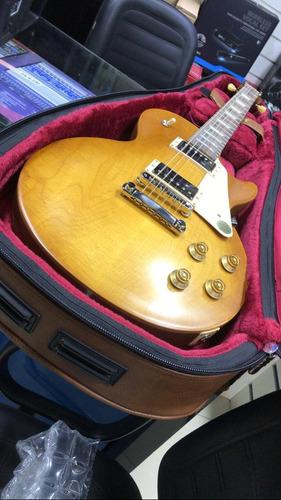 Guitarra Gibson Tribute Iced Tea Nova Na Caixa