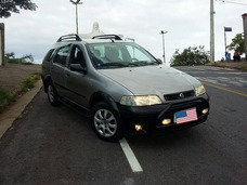 Palio Weekend Adventure Completa Ano 2001 1.6 16v