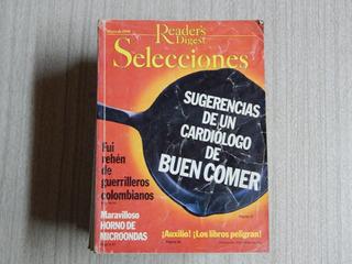 Revista Selecciones Mayo Junio Agosto Setiembre Octubre 1990