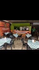 Quiosque/restaurante