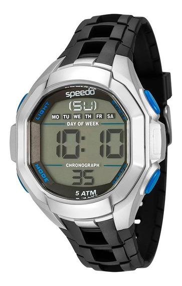 Relógio Speedo Masculino 81106g0eknp3 C/ Garantia E Nf